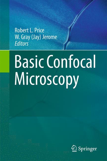Cover of 'Basic Confocal Microscopy'