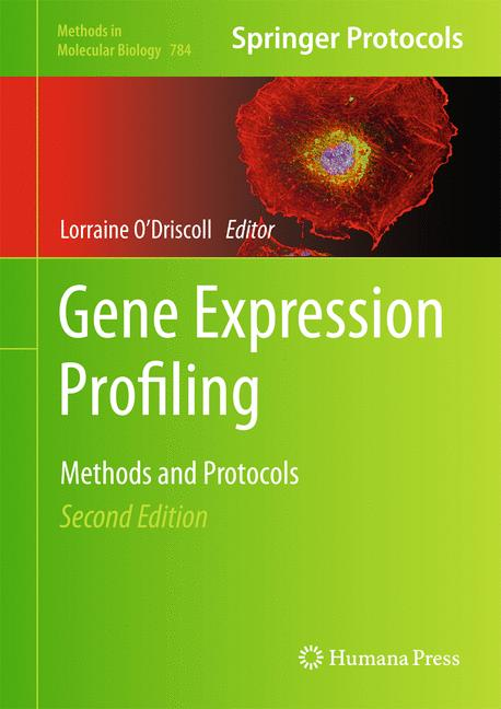 Cover of 'Gene Expression Profiling'