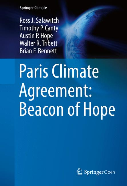 Cover of 'Paris Climate Agreement: Beacon of Hope'