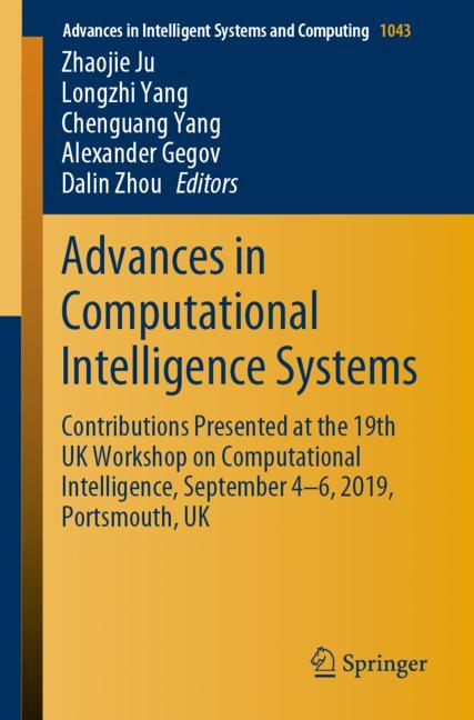 Cover of 'Advances in Computational Intelligence Systems'
