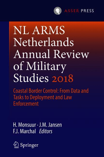 Cover of 'NL ARMS Netherlands Annual Review of Military Studies 2018'