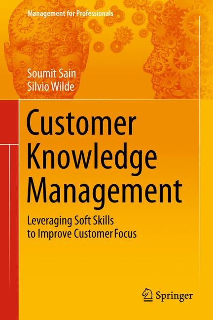 Cover of 'Customer Knowledge Management'