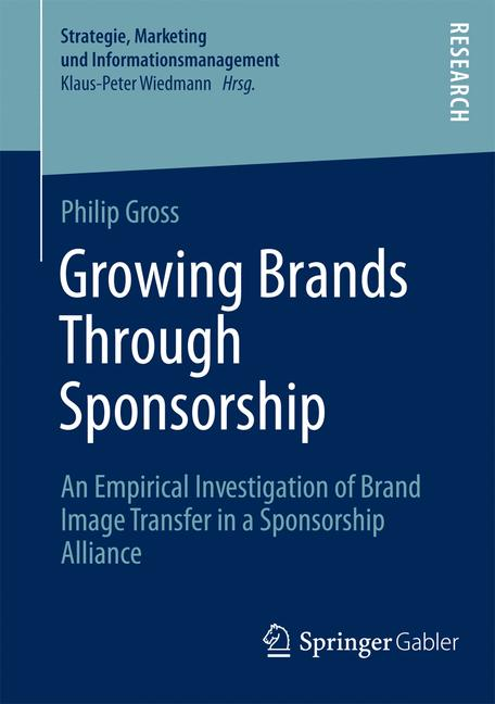 Cover of 'Growing Brands Through Sponsorship'