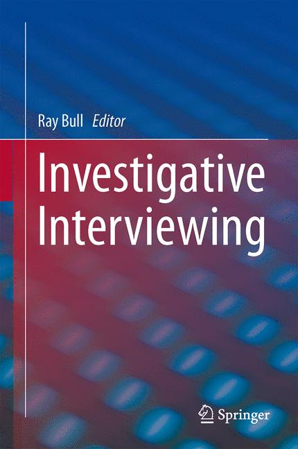 Cover of 'Investigative Interviewing'