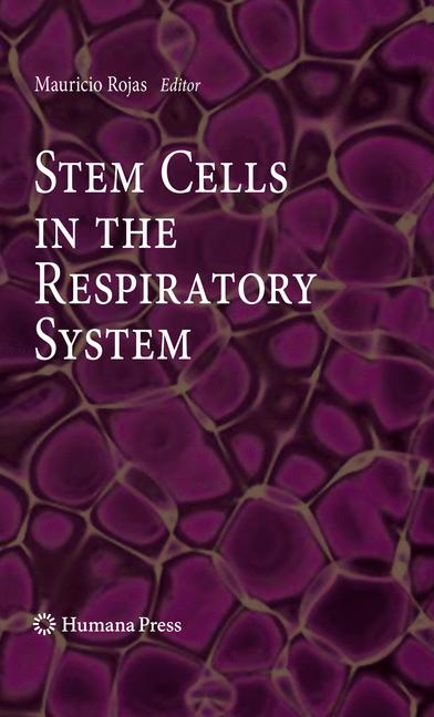 Cover of 'Stem Cells in the Respiratory System'