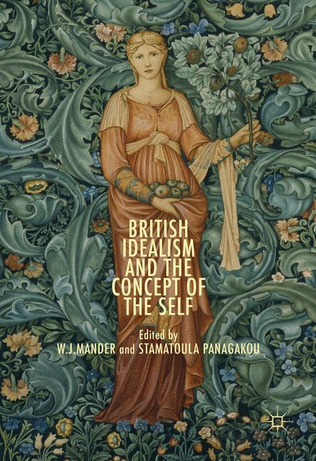 Cover of 'British Idealism and the Concept of the Self'
