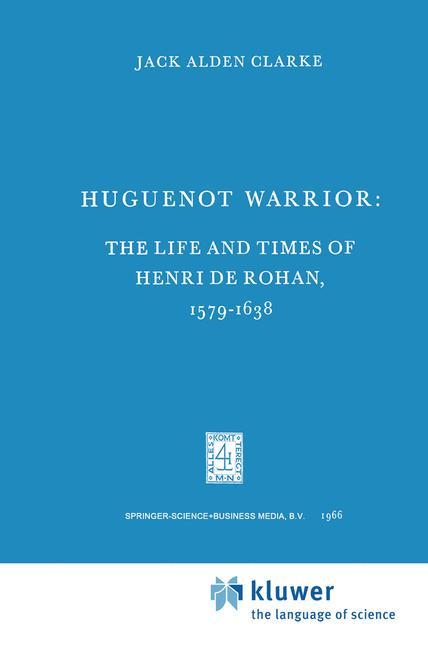 Cover of 'Huguenot Warrior'