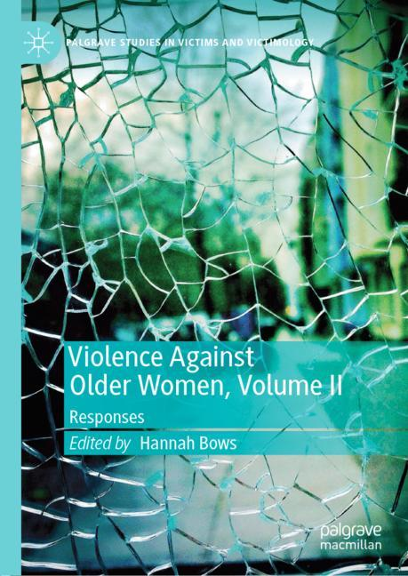Cover of 'Violence Against Older Women, Volume II'