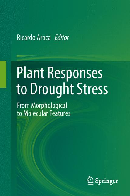 Cover of 'Plant Responses to Drought Stress'