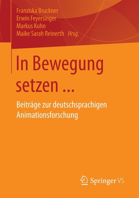 Cover of 'In Bewegung setzen ...'
