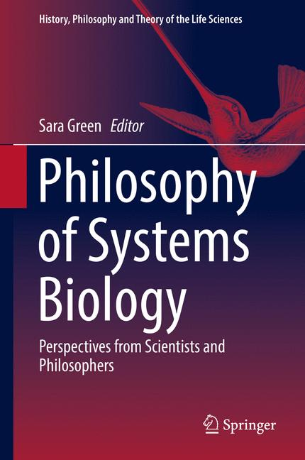 Cover of 'Philosophy of Systems Biology'