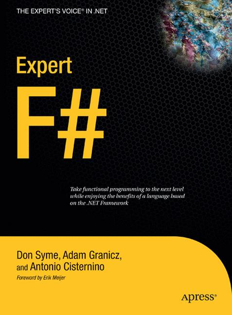Cover of 'Expert F#'