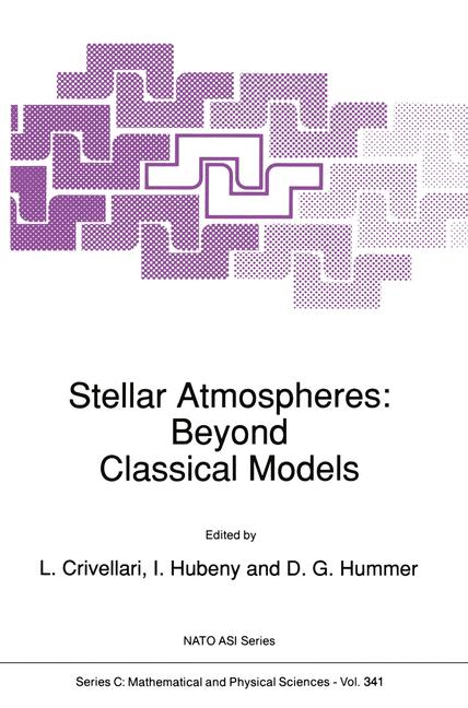 Cover of 'Stellar Atmospheres: Beyond Classical Models'