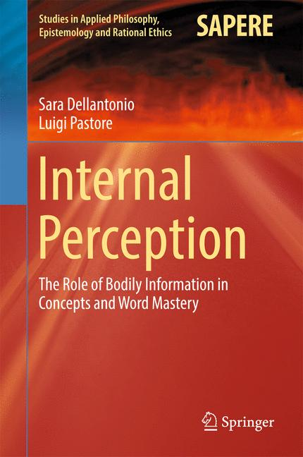 Cover of 'Internal Perception'