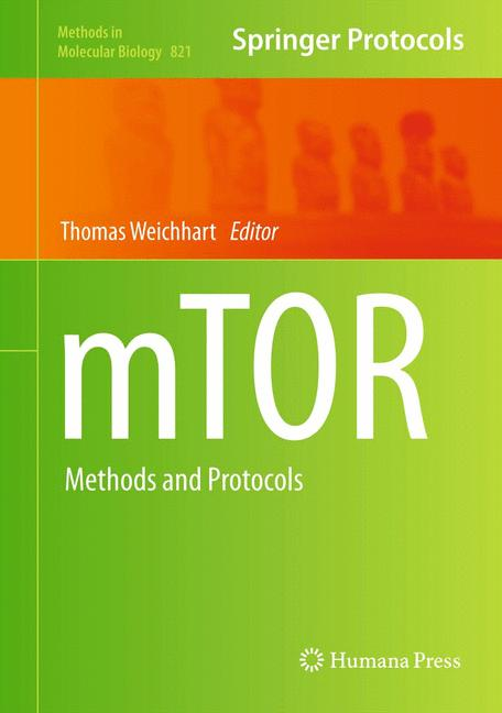 Cover of 'mTOR'