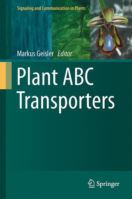 Cover of 'Plant ABC Transporters'