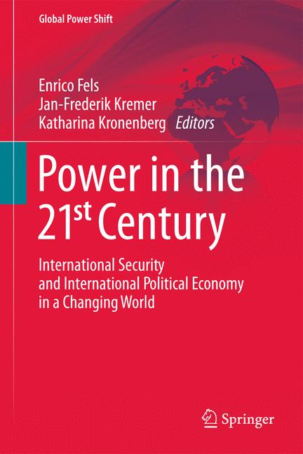 Cover of 'Power in the 21st Century'