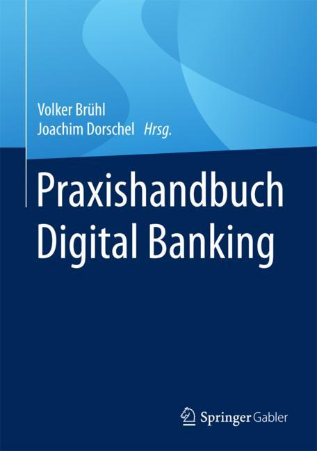 Cover of 'Praxishandbuch Digital Banking'