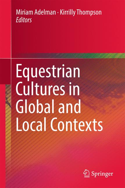Cover of 'Equestrian Cultures in Global and Local Contexts'