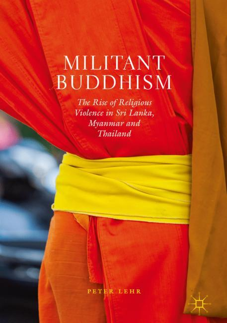 Cover of 'Militant Buddhism'