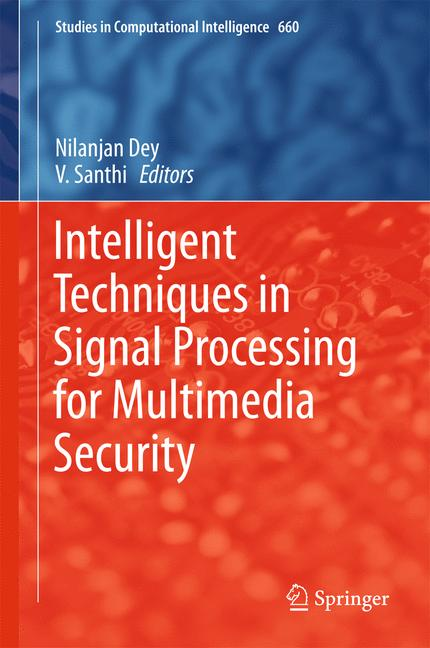 Cover of 'Intelligent Techniques in Signal Processing for Multimedia Security'