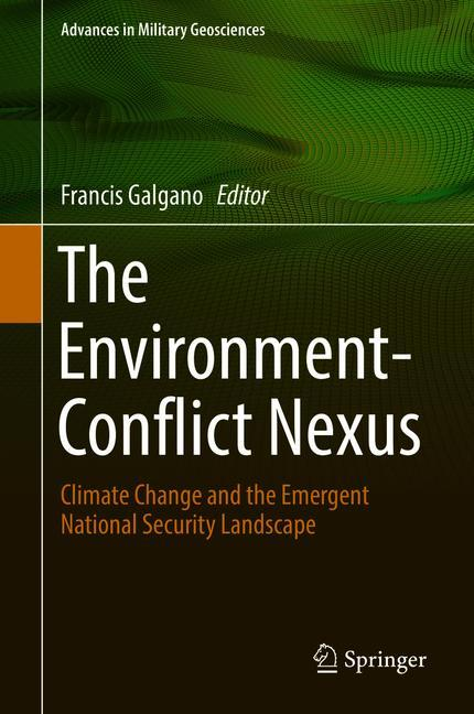 Cover of 'The Environment-Conflict Nexus'