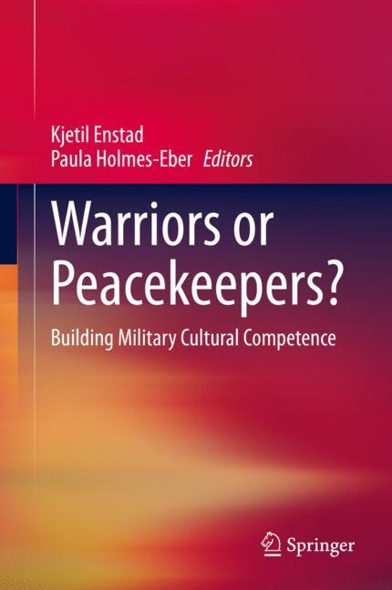 Cover of 'Warriors or Peacekeepers?'