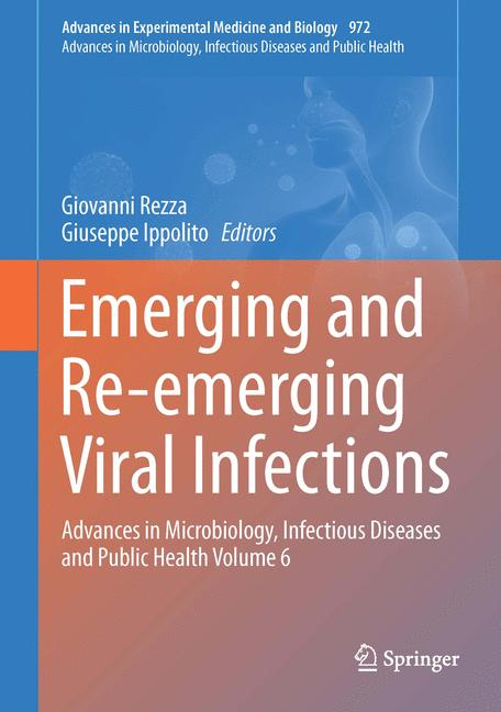 Cover of 'Emerging and Re-emerging Viral Infections'