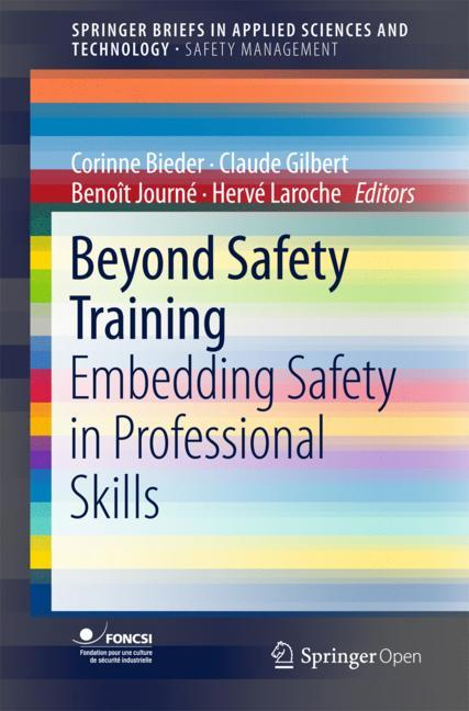 Cover of 'Beyond Safety Training'
