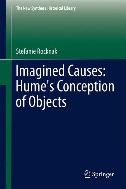 Cover of 'Imagined Causes: Hume's Conception of Objects'