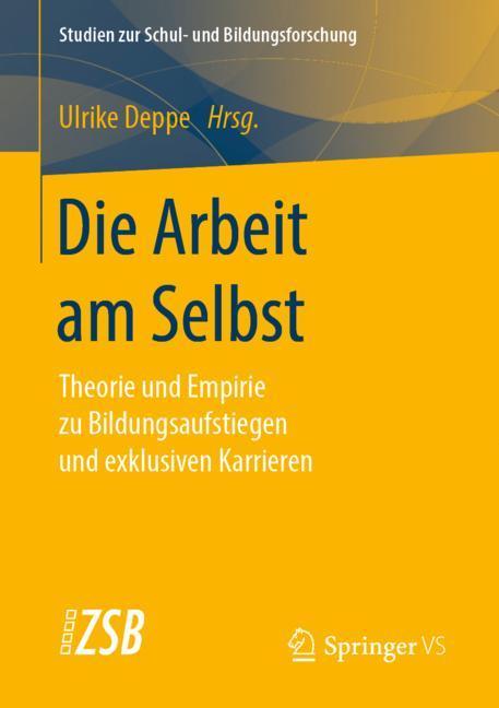 Cover of 'Die Arbeit am Selbst'
