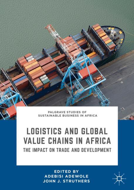 Cover of 'Logistics and Global Value Chains in Africa'
