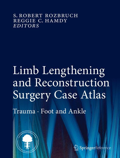 Cover of 'Limb Lengthening and Reconstruction Surgery Case Atlas'