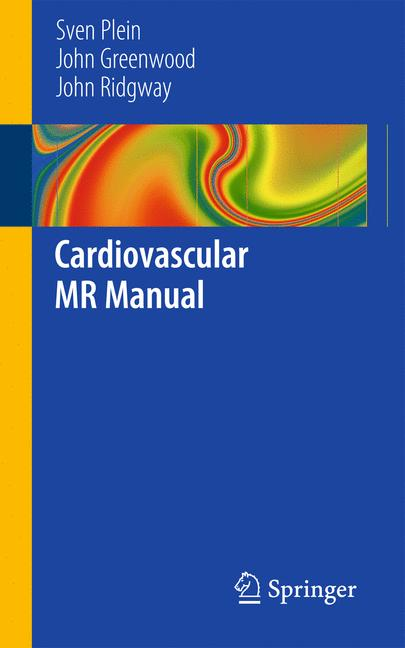 Cover of 'Cardiovascular MR Manual'