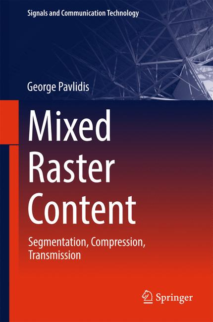 Cover of 'Mixed Raster Content'