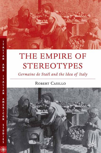 Cover of 'The Empire of Stereotypes'