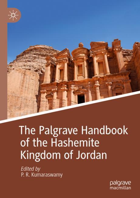 Cover of 'The Palgrave Handbook of the Hashemite Kingdom of Jordan'