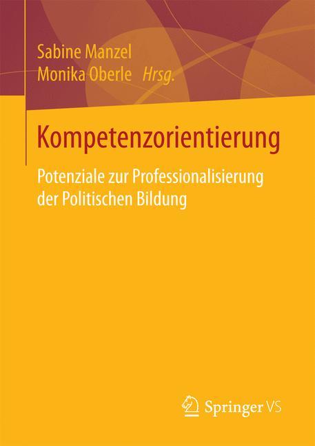 Cover of 'Kompetenzorientierung'