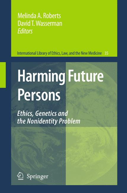 Cover of 'Harming Future Persons'