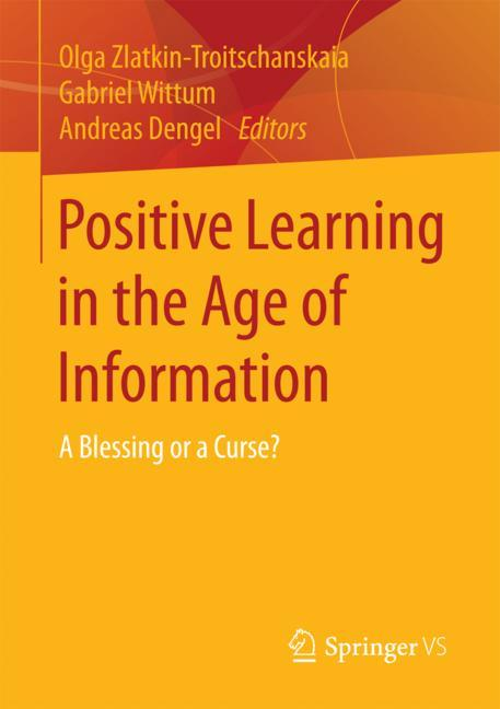 Cover of 'Positive Learning in the Age of Information'