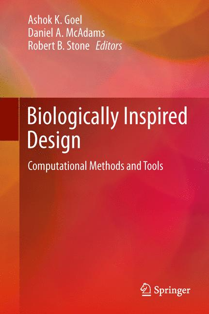 Cover of 'Biologically Inspired Design'