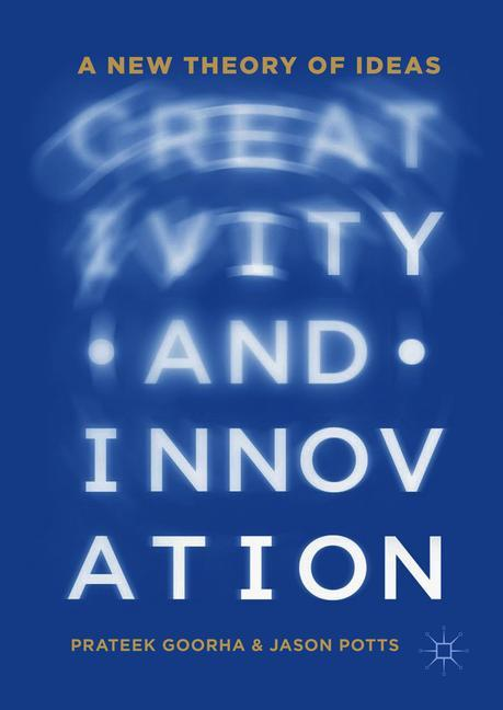 Cover of 'Creativity and Innovation'