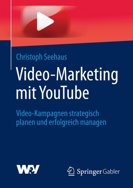 Cover of 'Video-Marketing mit YouTube'