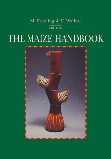 Cover of 'The Maize Handbook'
