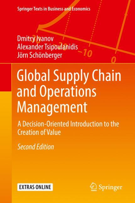 Cover of 'Global Supply Chain and Operations Management'