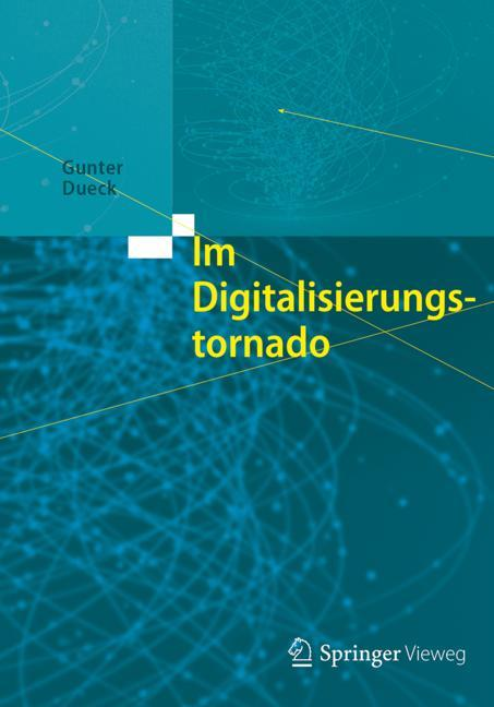 Cover of 'Im Digitalisierungstornado'