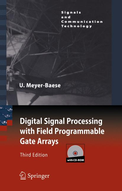Cover of 'Digital Signal Processing with Field Programmable Gate Arrays'