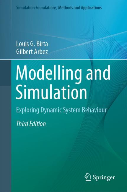 Cover of 'Modelling and Simulation'