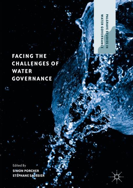 Cover of 'Facing the Challenges of Water Governance'