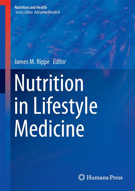 Cover of 'Nutrition in Lifestyle Medicine'